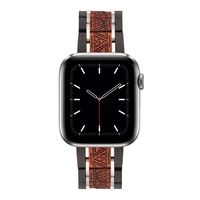 Ebony & Rose Wooden Band for Apple Watch iWatch Series 5, 4, 3, 2, 1 $70.00
