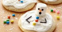 Snowman Cookies... so want to make these.