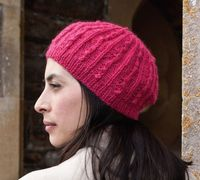 268ec3423b6f0 Posts similar to  Ravelry  Slouchy Beret in Noro Silk Garden Chunky ...