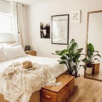Minimalist bedrooms are truly a hidden beauty. There is not many people go for the style because of its simplicity. But there is actually more to then than meet