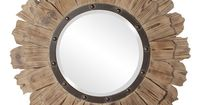 Porter Mirror- I want this mirror for over our bed.