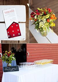 It's been awhile since we had Katie Stoops�€˜ photography here on Snippet & Ink, so I'm happy she's back today with this charming wedding. A rustic venue on a bea