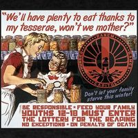 The Capitol Propaganda, from The Hunger Games movie official CafePress store (shop.cafepress.co...)