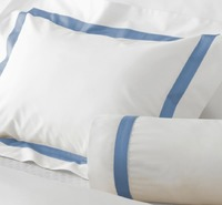 Lowell Azure Bedding by Matouk $68.00