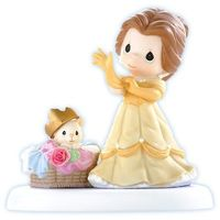 Precious Moments Beauty and the Beast Belle Figurine