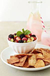 Fruit Salsa from