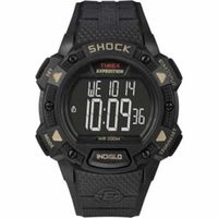 Timex Expedition® Shock Chrono Alarm Timer - Black @The Lavender Lilac