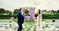 outdoor+wedding+ideas+on+a+budget | Bridal Guide: 100 Ideas for Spring Weddings