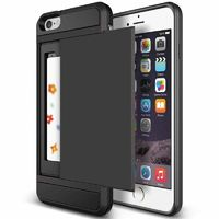 New Hybrid Tough Capa Case For iPhone - Promotion Sale 100% OFF $0.00