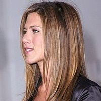 Jennifer Aniston's Hair color
