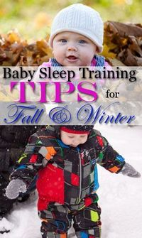 A guide to transitioning healthy baby sleep habits in fall and winter, with advice on daylight savings changes, early bedtimes, indoor activities, and more.