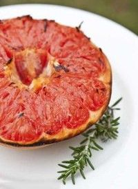 #CleanEating #Broiled #Honey #Grapefruit