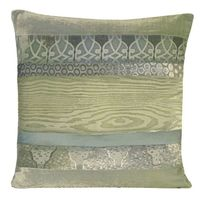 Ice Velvet Patchwork Pillows by Kevin O'Brien Studio $122.00