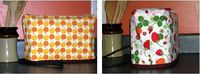 Sewing for the Home ~ Reversible Appliance Covers Sarah�€˜s Reversible Appliance Cover Tutorial can be adapted for just about any appliance in your home. Do you want to protect your sewing machine from dust?TV?