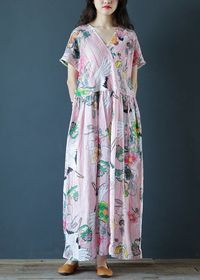 Linen dresses for women, Summer dress, Plus size clothing, Short sleeve dress, Buttoned dress, Animal print maxi dress, Print dress
