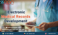 SISGAIN is delivering top Electronic medical records development in USA which also provides ehr integration development services. For more information call us at +18444455767 or visit website: https://sisgain.com/ehr-emr-phr