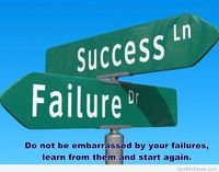 Success and failure wallpaper picture 2015