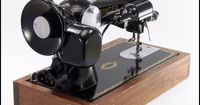 Sew-Classic Blog: Singer 15-91 Sewing Machine Review