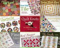 Quilt Patterns: Fun to make, no stress. www.etsy.com/shop/KarenGriskaQuilts