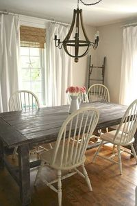 Shop around and you'll find dining-room furniture to suit not only the space you have available but the style of your home and your budget. Dining-room furnitur