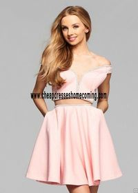 Faviana 7865 Pink Two Piece reminiscent of a fairy-tail