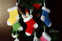 "New Pattern �€"" Crochet Christmas"