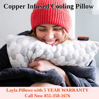 You know your pillow is an important factor, but how do you choose the best pillow for your needs? At Layla, find the best cooling pillow which is plush and airy with plenty of lofts. Visit our website for more!