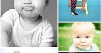 Older Baby Photos to Inspire You! via iHeartFaces.com
