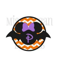 Hey, I found this really awesome Etsy listing at http://www.etsy.com/listing/124168400/personalized-chevron-bat-halloween
