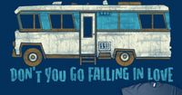 �€œR/V�€ by midgerock Don't you go falling in love. Inspired by Cousin Eddie of National Lampoon's Christmas Vacation