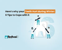 Tooth pain in winter is a common occurrence. It is due to teeth sensitivity. Check our blog article to know more about it and tips to prevent it.