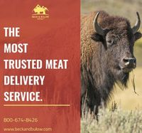 Beck and Bulow provides high quality online meat delivery services from best butchers at your doorstep. Order your favorite premium meat online today with one of the top-notch online meat delivery from best butchers. What are you waiting for place the ord...