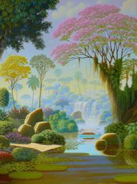 Naive Art From Brazil