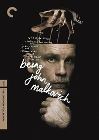 Being John Malkovich - Criterion Collection cover
