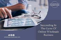 You can be successful in your wholesale business with the help of our Online Wholesale Store Regardless of what type of business you manage. http://wholesaleconnections-uk.blogspot.com/2018/05/succeeding-in-game-of-online-wholesale.html