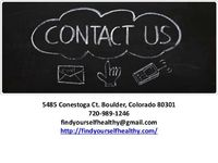 Personal Training in Boulder Findyourselfhealthy.com