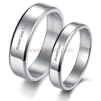 Gullei.com Personalized Matching His and Hers Wedding Rings for 2 https://www.gullei.com/rings/promise-rings.html