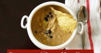 """Less-Than-Perfect Life of Bliss: """"Tastes Like Chick-fil-a's"""" Chicken Tortilla Soup"""