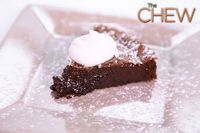 Carla Hall's Flourless Hazelnut Chocolate Cake #TheChew