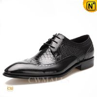 CWMALLS® Lace Up Leather Dress Shoes CW716025