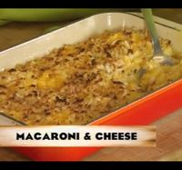 Creamy, Gooey, Cheesy Wisconsin-style Mac 'n' Cheese #recipe
