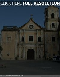 San Agustin church, Philippines