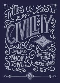 Rules of Civility on Behance by Mushky G.
