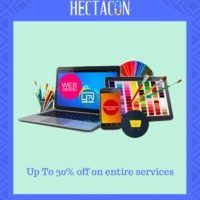 Bonus Offer is now On Board! Hectacon Provides Latest #Logo Designing #WordPress #Business Cards #Ecommerce #SEOServices, #Social Media Marketing, etc services on time. Visit For more: https://www.hectacon.com/ To Start Project: https://www.hectacon.c...