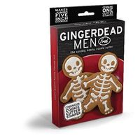 Gingerdead - Cookie Cutters - Fred & Friends £5.99