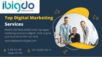 IBIGDO is a top digital marketing Company In Aligarh in India our company provides the best services of digital marketing, SEO, SMO, and Many More. At the time, many digital marketing agencies are available but if you want to get quality work at an afford...
