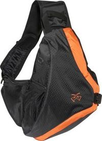 Pipergear Slider Deluxe Black/Burnt Orange - via eBags.com!