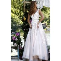 Black/Nude Sherri Hill 11335 - Ball Gowns Lace Dress - Customize Your Prom Dress