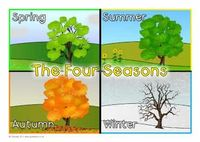 Four seasons posters (including US version)