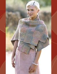 Coco Vee Cape by Jane Slicer-Smith